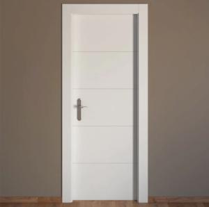 Puerta Lucerna blanco de apertura derecha